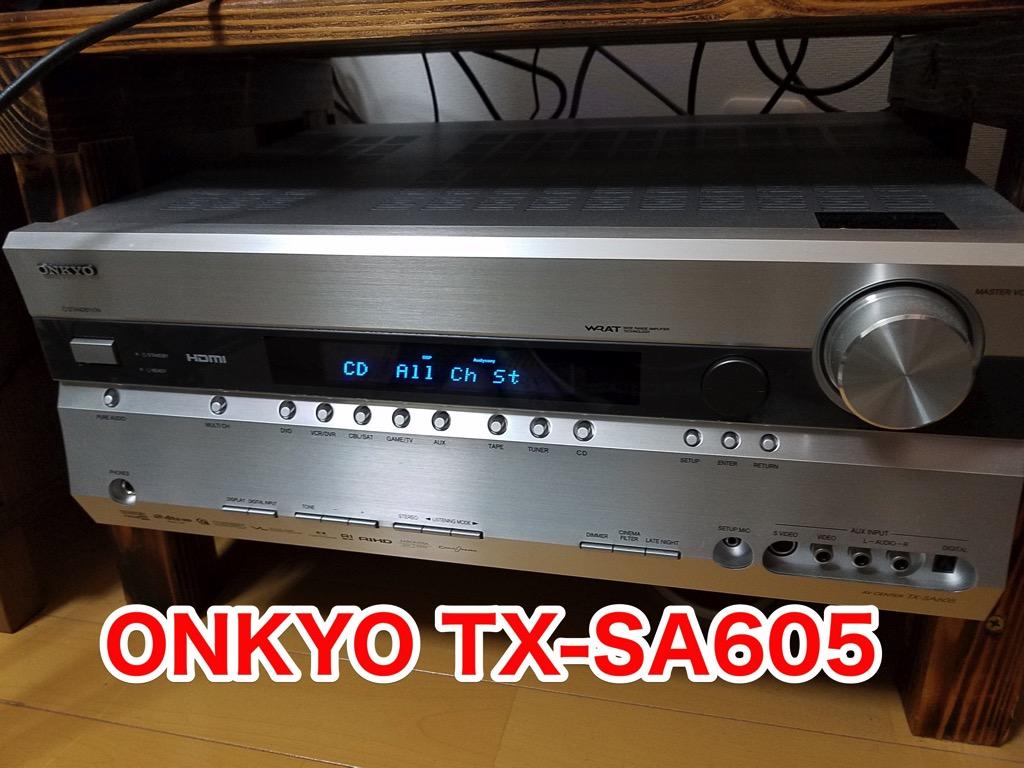 ONKYOのTX-SA605